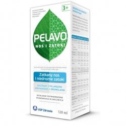Pelavo Nos i Zatoki, syrop 120 ml