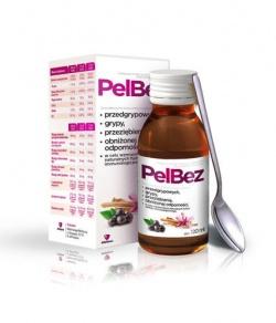 PelBez syrop 120 ml