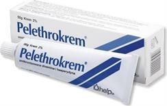 Pelethrokrem, 2%, 50 g