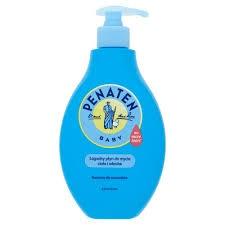 Penaten Baby łagodny płyn do mycia ciała i włosów