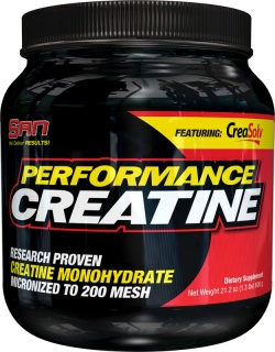 SAN - Performance Creatine - 600 g