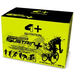 4+ NUTRITION - Performance Sustain+ - 20x 20g