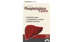 Phospholipidum Forte, 60 kapsułek