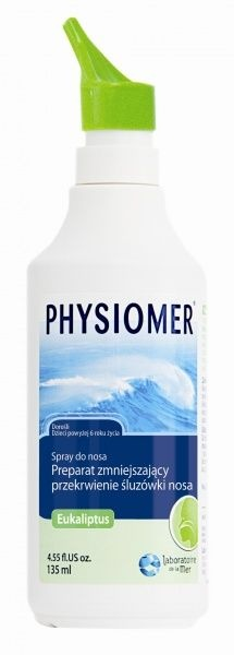 Physiomer Eukaliptus, 135 ml