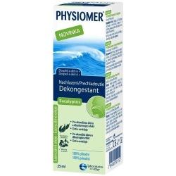 Physiomer Eukaliptus, 25 ml
