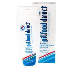 Pilfood Direct, szampon przeciw wypadaniu włosów, 200ml