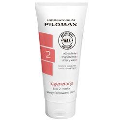 PILOMAX WAX regeneracja krok 2 maska