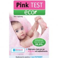 Test ciążowy Pink Eco