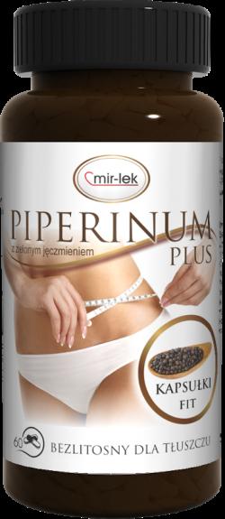 Piperinum plus z zielonym jęczmieniem MIR-LEK