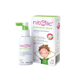 Pipi nitolic prevent plus spray - 75 ml