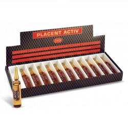 Placent Activ Mil Mil ampułki przeciw wypadaniu włosów z placentą 12x6ml