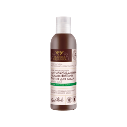Antyoksydacyjny tonik nawilżający do twarzy ANTI-AGE – Planeta Organica - 200 ml