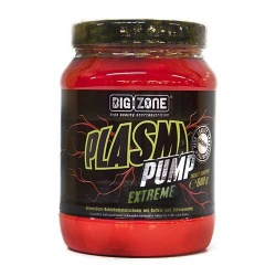 BIG ZONE - Plasma Pump Extreme - 600g - New