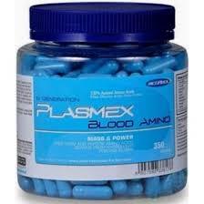 MEGABOL - Plasmex Blood Amino - 350 kaps