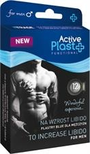 Plastry Active Blue