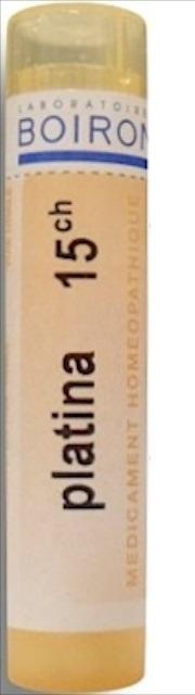 Platina 15CH granulki, 4 g (ok