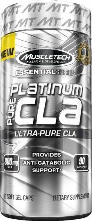 MUSCLE TECH - Platinum Pure CLA - 90 kaps