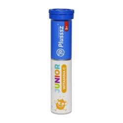 Plusssz Junior Witamina C, 20 tabletek