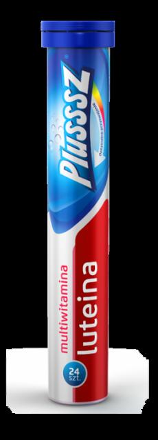 Plusssz Luteina+Multiwitamina