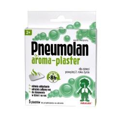 Pneumolan aroma plaster - 5 sztuk