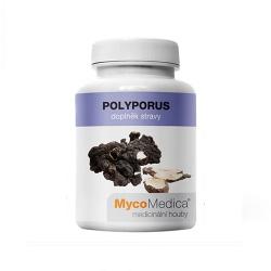 Polyporus, 90 kapsul, medicinske gobe-500x500