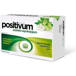 Positivum, tabletki, 180 szt