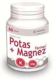 Potas + Magnez