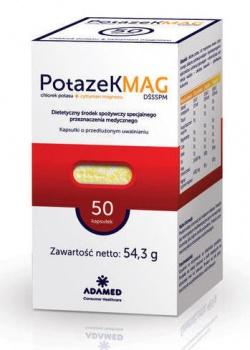 Potazek Mag 50 Kapsułek