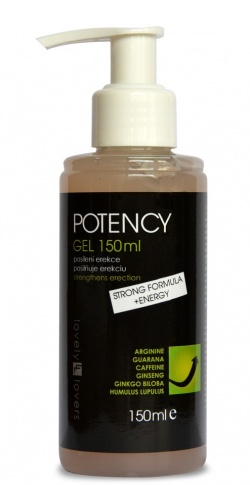 Potency Gel, 150ml