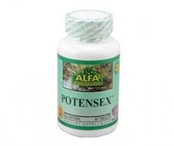 Potensex (Penirex), 60 kapsułek