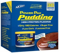MHP - Power Pak Pudding - 250 g