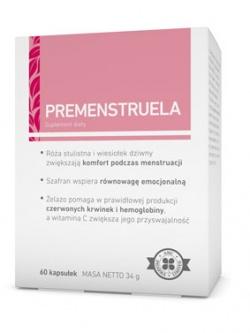 Premenstruela, 60 kapsułek