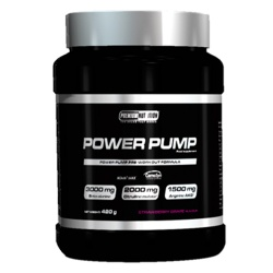 PREMIUM NUTRITION - Premium Nutrition Power Pump - 420g