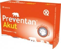 Preventan Akut, tabletki do ssania, 30 szt