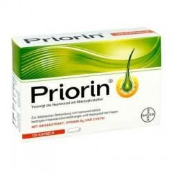 Priorin, 12 kapsułek