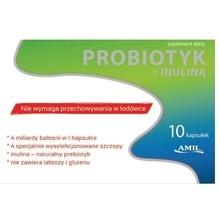 Probiotyk z inuliną