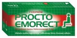 Procto Emorect, czopki, 7 szt