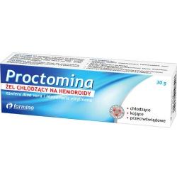 Proctomina żel