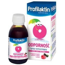 Profilaktin Odporność, syrop wzmacniający, 115 ml