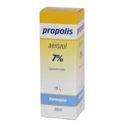 Propolis 7%, aerozol, 25 ml