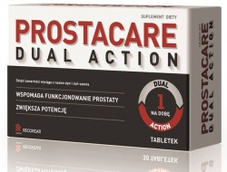 Prostacare Dual Action 60 tabletek