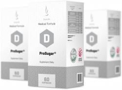 ProSugar, DuoLife, 60 kapsułek