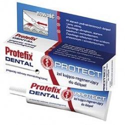 Protefix Protect żel kojąco-regenerujący do dziąseł, 10ml