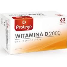 Protego Witamina D 2000