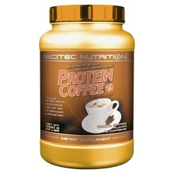 SCITEC - Protein Coffee - No Caffeine - 1000g
