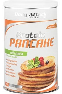 BODY ATTACK - Protein Pancake with Stevia - 900g