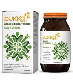 Pukka BIO Clean Greens, proszek, 112 g