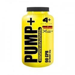 4+ NUTRITION - Pump+ - 90caps