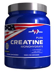 MEX NUTRITION - Pure Creatine Monohydrate Powder - 540 g