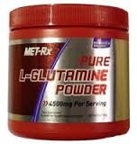 MET-RX - Pure L-Glutamine Powder - 300g